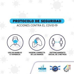 protocolo de seguridad covid 19